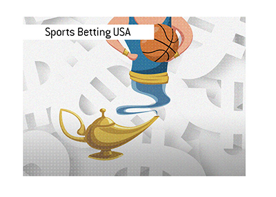 Sports Betting is getting close to legalization in the USA.  The genie is out of the bottle.