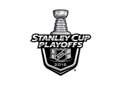 National Hockey League - Stanley Cup Playoffs - Year 2015 - Tournament Logo