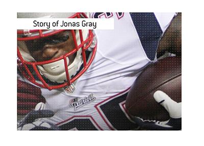 The curious story of Jonas Gray, an overnight sensation.