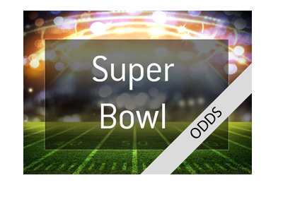 Odds for the Super Bowl - Who is the favourite to win?