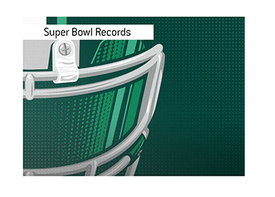 The record number of Super Bowl MVP titles belongs to...