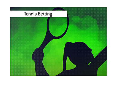 Specific rules when it comes to betting on the sport of tennis.