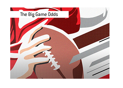 The odds for the Big Game this weekend are close.  Very close.