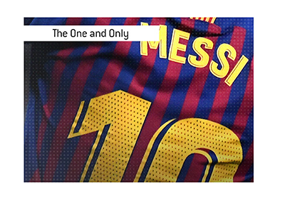 The one and only - Lionel Messi.  Where will he go?