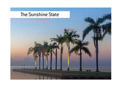 The Sunshine State - Legalization of gambling update.