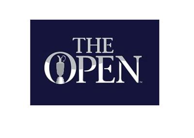 The Open 2015 - Logo - St Andrews