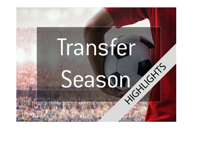 Soccer / football - Transfer Season - Graphic.