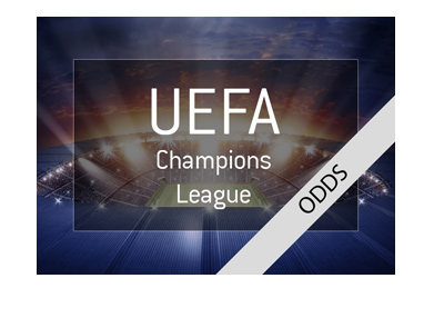 The UEFA Champions League odds - Year is 2017/18 and Liverpool are the favourites.