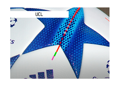 The UCL ball.  Which high profile teams have never won the tournament?
