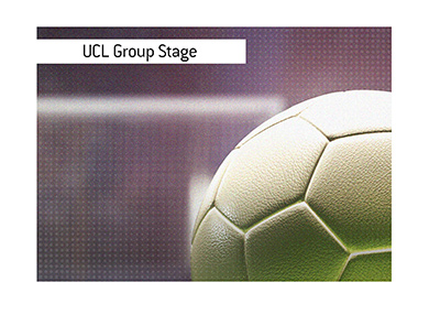 The UEFA Champions League group stage is starting today.  Bet on it!