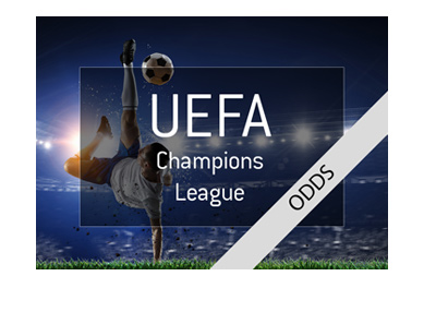 The semi-finals of the 2017/18 UEFA Champions League are approaching.  Bet on the games!