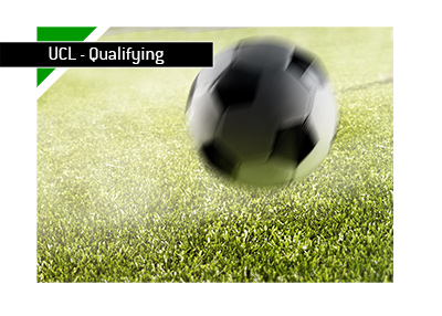 The UEFA Champions League second round of qualifications is on today.  Bet on Dinamo, Spartak and Legia.