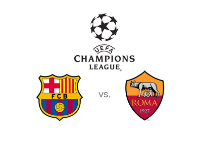 Barcelona vs. AS Roma - UEFA Champions League - Matchday5 - 24/11/2015