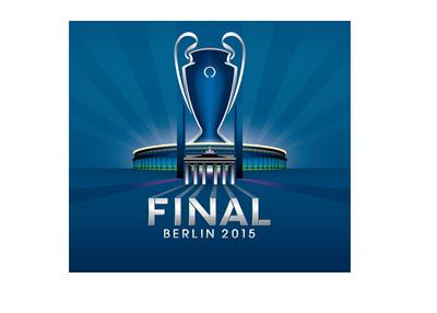 UEFA Champions League Final - Berlin 2015 - Tournament Logo