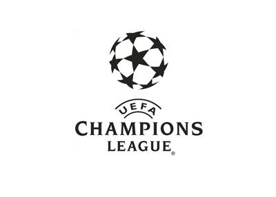 The UEFA Champions League logo - 2015/16 season