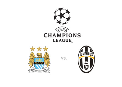 Manchester City vs. Juventus - UEFA Champions League matchup, odds and preview