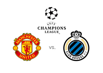 Manchester United vs. Club Brugge - UEFA Champions League matchup and odds - Preview