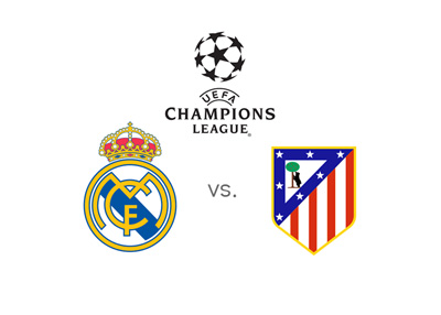 The UEFA Champions League match - 2015/16 Final - Real Madrid vs. Atletico Madrid - 28/05/2016 - San Siro - Milan