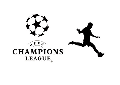 UEFA Champions League - Top Goalscorer - Logo / Award - Illustration