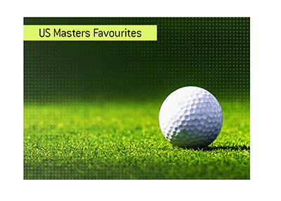 The US Masters tournament is approaching.  Here are the favourites to win in 2019.