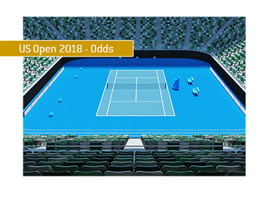 The US Open 2018 - Betting Odds - Who is the favourite to win this year?  Djokovic?  Federer?  Nadal?