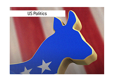 The elections in the United States of America are less than a year away.  Who will win the Democratic nomination