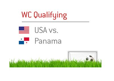World Cup qualifying match - United States of America vs. Panama - Favourite to win.