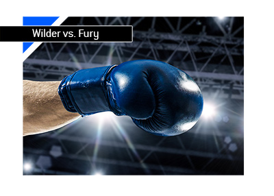 Boxing match betting odds - Deontay Wilder vs. Tyson Fury - Year is 2018.