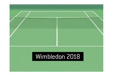 Who is the favourite to win the prestigious Wimbledon title in 2018?  Bet on it!