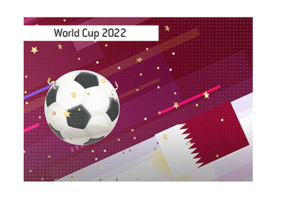 The odds for winning the upcoming winter edition of the 2022 World Cup.  Who are the favourites?
