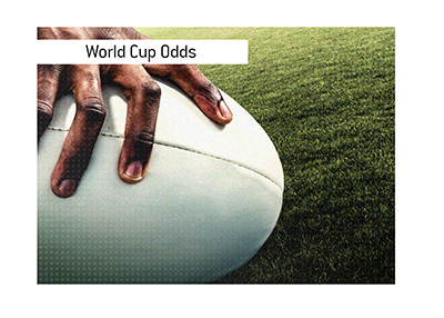The Rugby World Cup is coming up.  Bet on it!  Who do you think will win?