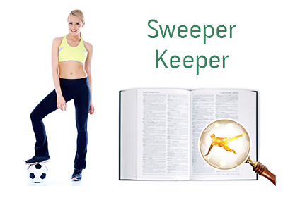 Definition of Sweeper Keeper - Football Dictionary