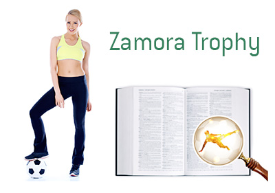 Definition of Zamora Trophy - Football Dictionary