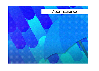 The meaning of the term Acca Insurance, as it relates to sports betting, is explained.