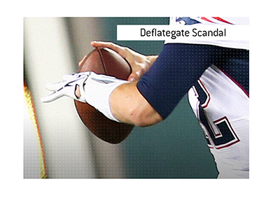 The King explains the Deflategate Scandal involving Tom Brady and the New England Patriots.