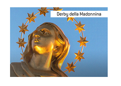 Dictionary entry for the football term Derby della Madonnina.  What is it?  The King explains.