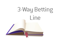 Definition of 3-Way Betting Line - Sports Betting Dictionary