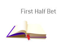 Definition of the Betting Term - First Half Bet - Sports Dictionary