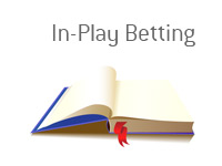 Definition of In-Play Betting Term - Sports Betting Dictionary