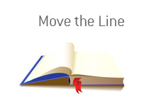 Definition of Move the Line - Sports Betting Dictionary
