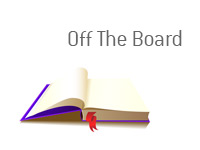 Definition of the term Off The Board - Sports Betting Dictionary