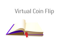 Definition of the term Virtual Flip Coin - Sports Betting Dictionary