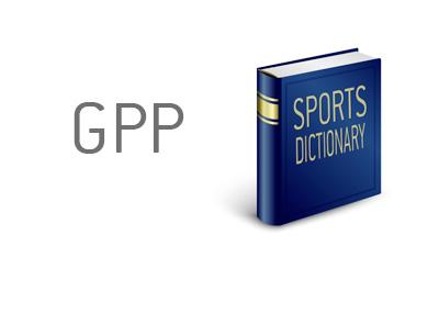 Definition of GPP - Fantasy Sports Definition - Dictionary