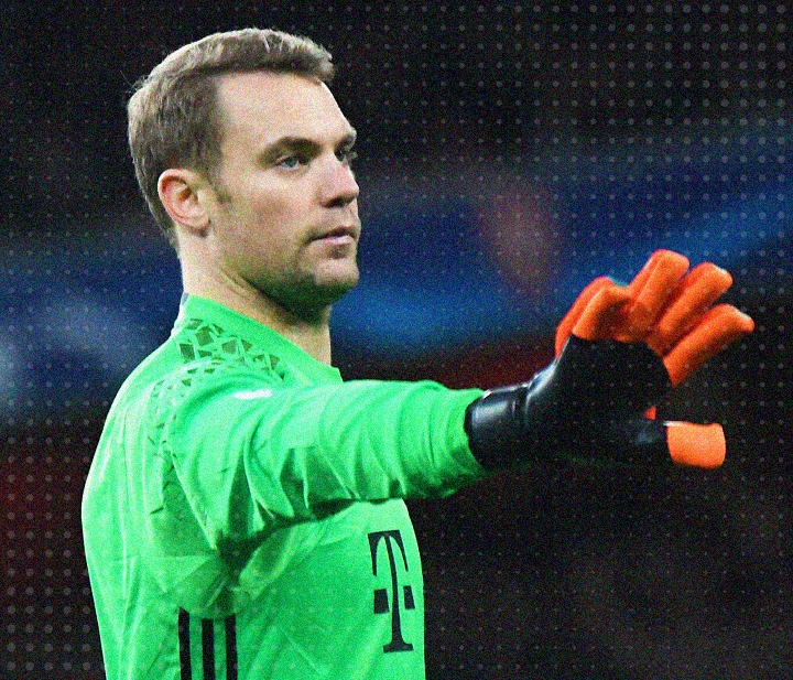 Manuel Neuer is the new age Sweeper Keeper in the game of football/soccer.