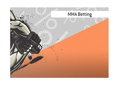 The King describes the most common ways to bet on MMA - Mixed Martial Arts.