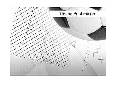 The meaning of the term online bookmaker is explained and illustrated.  What is it?