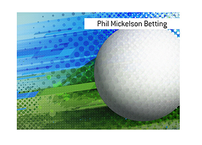 Betting on famous golfer Phil Mickelson is discussed in this article.