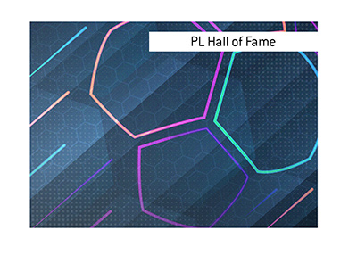 The meaning of the sports term Premier League Hall of Fame is explained.  Illustration accompanies the article.