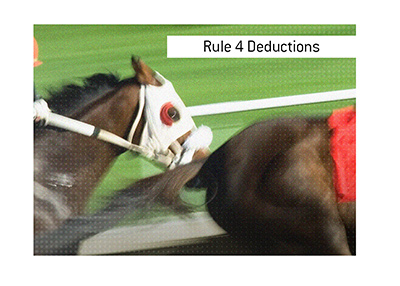 What is a Rule 4 deduction, how does it work and when is it relevant?
