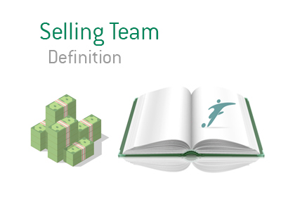 The football term Selling Team explained.  The King defines and provides examples.
